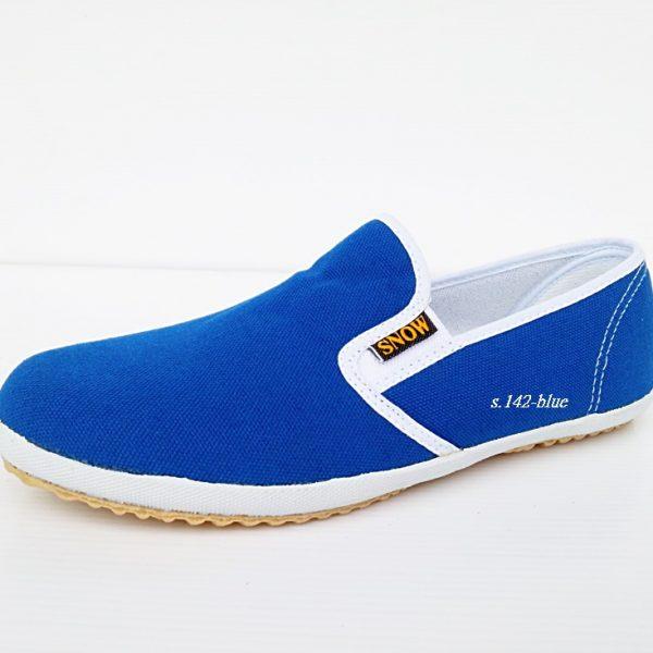 รองเท้าเพื่อสุขภาพ สีน้ำเงิน