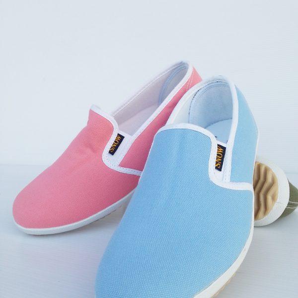 รองเท้าเพื่อสุขภาพ สีชมพู