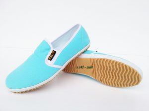 รองเท้าเพื่อสุขภาพ สีมิ้นส์